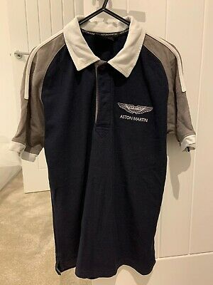 Aston Martin Polo Shirt - Size Small • 2£