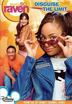 THAT'S SO RAVEN: DISGUISE THE LIMIT (Region 1 DVD,US Import.) • 10.99£