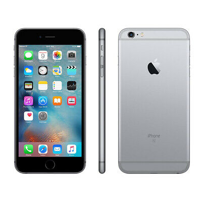 AU255.99 • Buy Apple IPhone 6 Plus 16 GB Unlocked Smartphone Space Grey