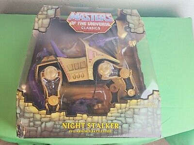 $110 • Buy He-Man Masters Of The Universe Classics Night Stalker