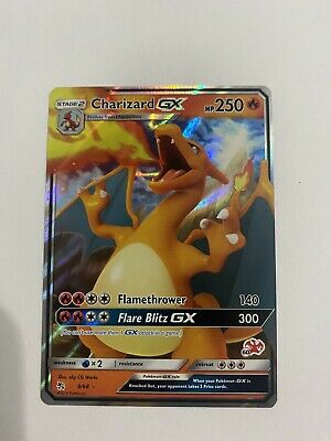 AU8.50 • Buy Charizard GX 9/68 Ultra Rare Full Art Pokemon Card