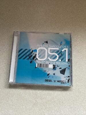 Moving Shadow 05.1 Mixed By E-z Rollers Cd Album • 0.99£