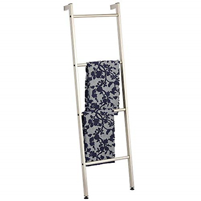 MDesign Ladder Style Towel Rail � Free-Standing Towel Rack With 4 Levels For And • 41.04£