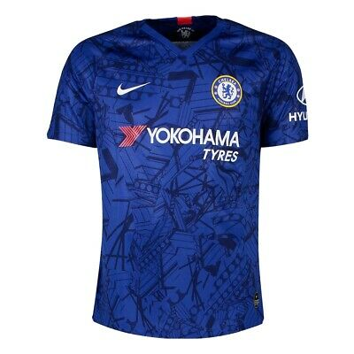 Official Nike Chelsea Home Shirt - Mens Football Jersey - Size S • 15£