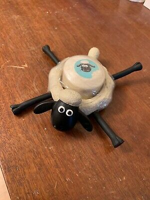 Wallace And Gromit Shaun The Sheep Soap Dish. Unused - With Original Soap. • 3.70£