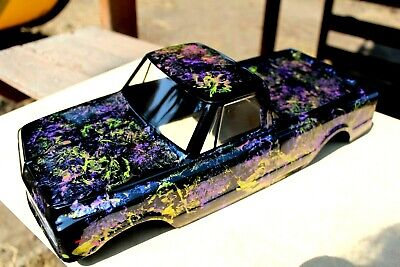 AU62.32 • Buy New Chevrolet C-10 Body Shell For Traxxas Stampede / Stampede Vxl / 4x4 / 2wd