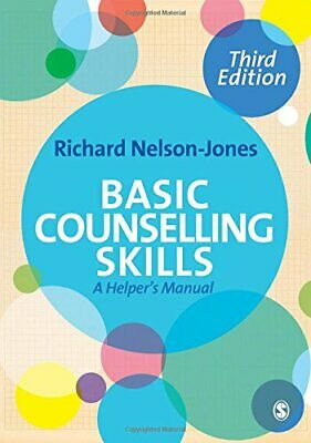 Basic Counselling Skills: A Helper's Manual By Nelson-Jones, Richard Book The • 21.99£