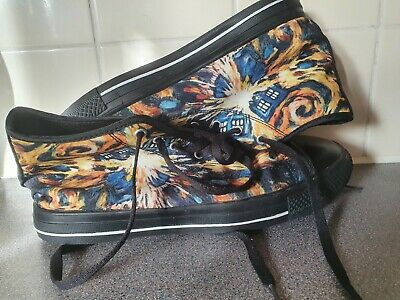 Doctor Who Shoes Size 8  • 45£