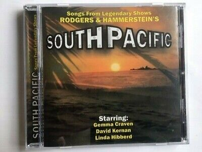 South Pacific Songs From The Legendary Show CD Sanctuary 2002 • 0.99£