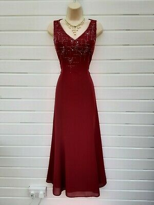 Party,evening Dress,with Jacket,20s,30s,40's,50's,60's,70s Vintage Style,size 12 • 14.99£