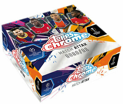Pick Your Purple Refractor # /299 Topps Uefa Champions League Match Attax Chrome • 2.99£