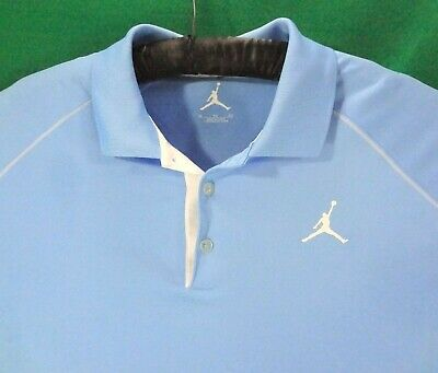 $26.99 • Buy Jumpman MICHAEL JORDAN Celebrity Invitational Nike Polo GOLF Size L Large ARIA