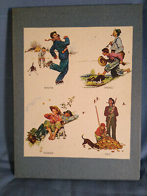 $ CDN5.09 • Buy Norman Rockwell Illustrator By Arther Guptill 1970 Hardcover & Protective Sleeve