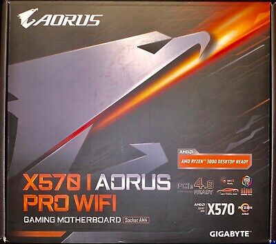 AU157.50 • Buy X570 I Aorus Pro Wifi Gaming Motherboard Perfect Condition.