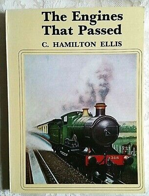 £5 • Buy The Engines That Passed By C. Hamilton Ellis