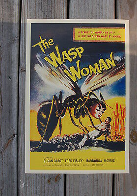 $ CDN3.82 • Buy The Wasp Woman Lobby Card Movie Poster Susan Cabot Fred Eisley Barboura Morris