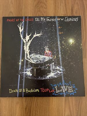 Panic! At The Disco- All My Friends We're Glorious LIVE Vinyl • 37£