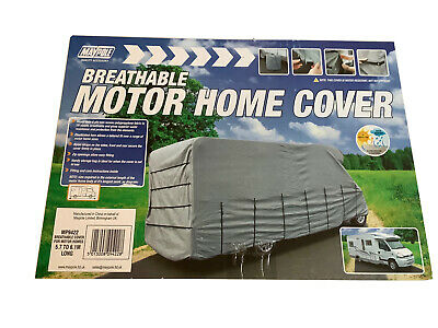 Maypole Breathable Motor Home Cover 5.7 To 6.1m Water Resistant MP9422 • 145£