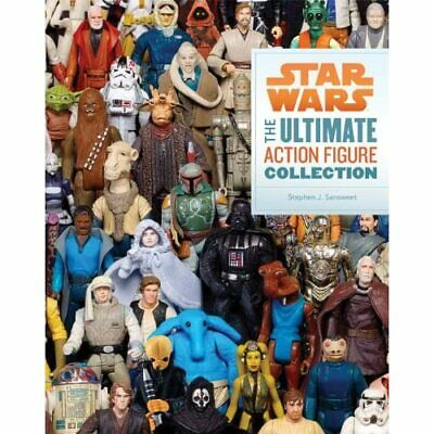 Star Wars: The Ultimate Action Figure Collection - Paperback NEW Sansweet, Steph • 33.87£