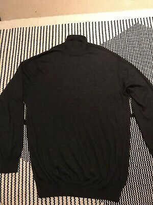 N PEAL Cashmere Turtle Neck Xl • 10£