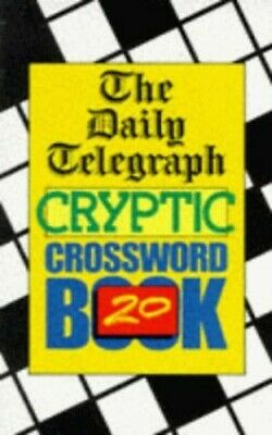 £53.99 • Buy Daily Telegraph  Cryptic Crossword Book: No... By Telegraph Group Limi Paperback
