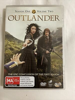 AU12 • Buy Outlander : Season 1 : Part 2 (DVD, 2015, 3-Disc Set)