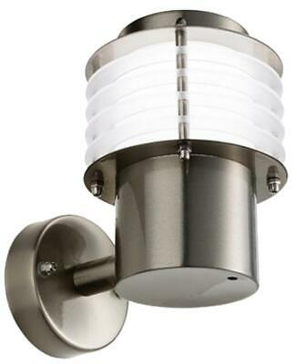 Outside Wall Lantern Light Mains LED 240V Outdoor IP44 Entrance Porch Driveway • 13.95£