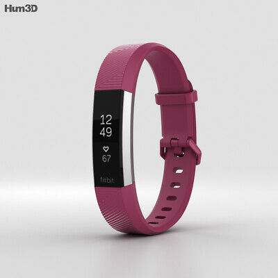 $ CDN175.26 • Buy Fitbit Alta HR Fuchsia Small To Large Brand New