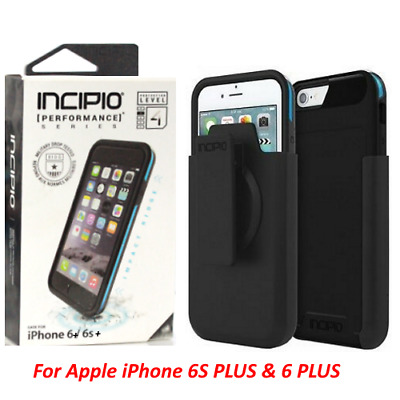 £10.83 • Buy Incipio [Performance] Seriese Level 4 Combo Case & Holster For IPhone 6S+ / 6+