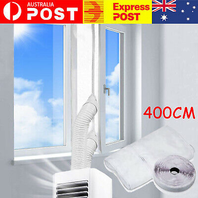 AU23.90 • Buy Hot Air Stop Waterproof Outlet Window Seal Kit For Mobile Air Conditioners 2021