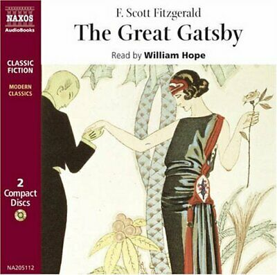 The Great Gatsby (Modern Classics) By Fitzgerald, F. Scott CD-Audio Book The • 2.70£