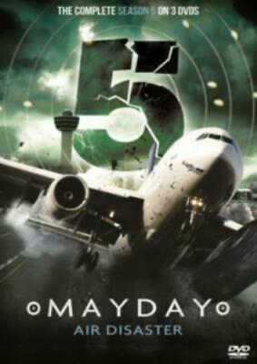 Mayday Air Disaster: The Complete Season 5 =Region 2 DVD= • 19.69£