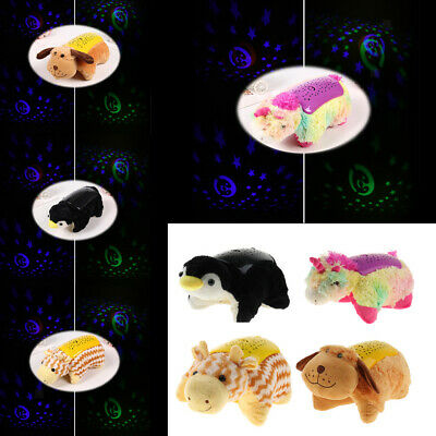 Animal With Musical Night Light Projector Baby Sleep Appease Toy Birthday Gift • 13.06£