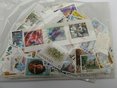 Guernsey Unused Stamps For Cheap Postage £50 Face Value. Original Gum. Lot 4 • 15£