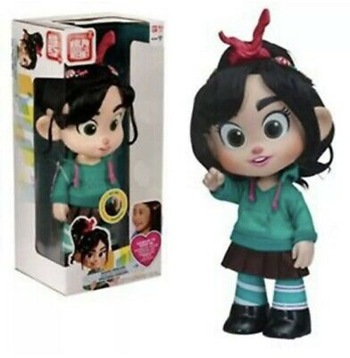 DISNEY Wreck It Ralph 2: - Talking Vanellope Toy Game BEST SELLING • 16.99£