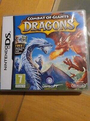 Combat Of Giants Dragons For Ds • 1.50£