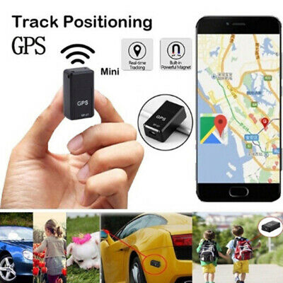 NEW Mini GPS GPRS Tracker Magnetic Car Spy GSM Real Time Tracking Locator Device • 8.98£