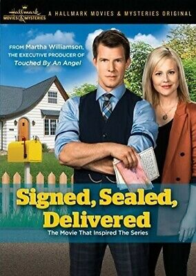 AU16.51 • Buy Signed, Sealed, Delivered: The Movie [New DVD]