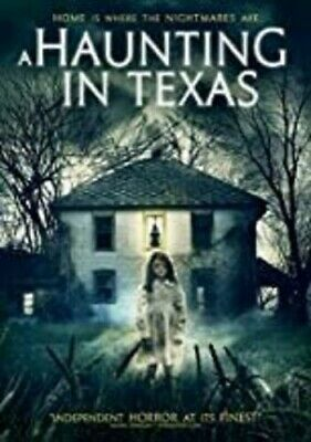 £9.45 • Buy A Haunting In Texas [New DVD]