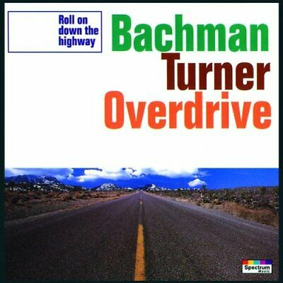 £3.49 • Buy Bachman-Turner Overdrive - Roll On Down Th... - Bachman-Turner Overdrive CD MIVG