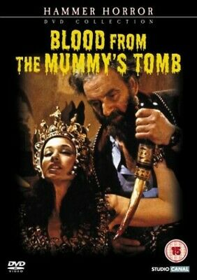 £3.49 • Buy Blood From The Mummy's Tomb [DVD] - DVD  MAVG The Cheap Fast Free Post