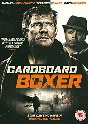 £3.49 • Buy Cardboard Boxer [DVD] - DVD  1JVG The Cheap Fast Free Post