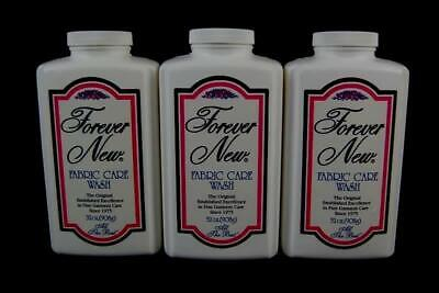 AU65.82 • Buy Lot Of 3 Forever New Fabric Care Wash 32 Oz Bottles 32 Loads Gentle Clean