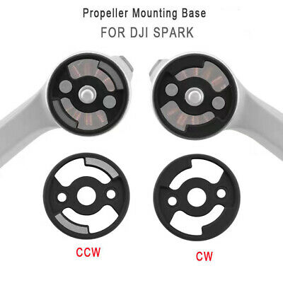 AU15.69 • Buy CCW/CW Quick Release Propeller Blade Base Mount Accessories Set For DJI Spark