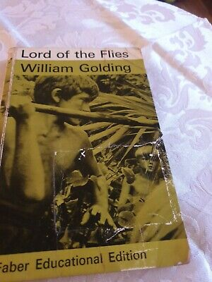 Lord Of The Flies William Golding • 2.80£