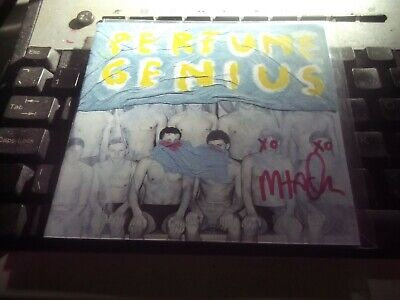 PERFUME GENIUS [MIKE HADREAS]-Put Your Back N 2 It (CD 2012)12txs PROMO  SIGNED  • 19.99£