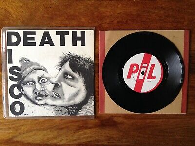 PUBLIC IMAGE LTD 7  Death Disco • 3.75£