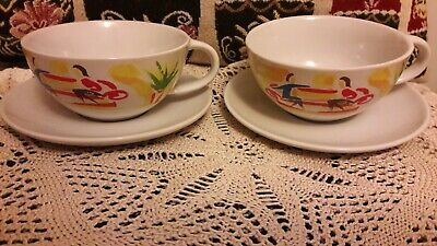 Collectable Vintage Nescafe Coffee Cup And Saucer  • 18£