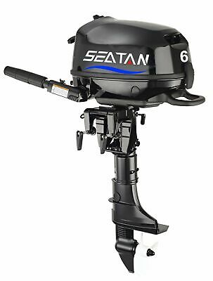 AU1313 • Buy 6HP BMS (Short Shaft) Seatan 4 Stroke Outboard Motor