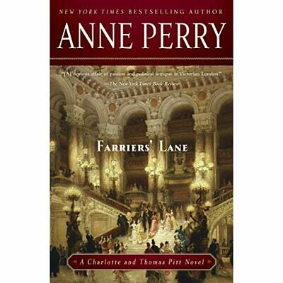 Farriers' Lane - Paperback NEW Perry, Anne 2011-03-22 • 13.12£